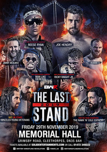 BWR The Last Stand 2019