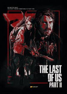 The Last of Us Part II Fan Poster