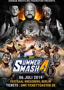GWF Summer Smash 4