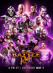 MLW Battle Riot II Fite.tv