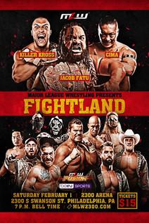 MLW Fightland 2019
