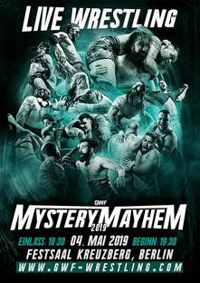 GWF Mystery Mayhem 2019