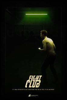 Fight Club Fan Poster