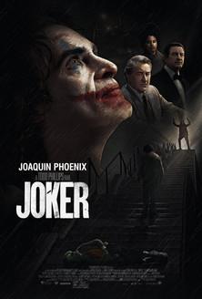Joker movie fan art.