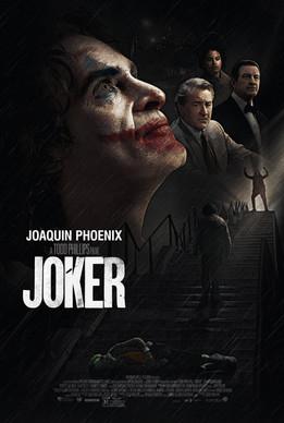Joker movie fan art
