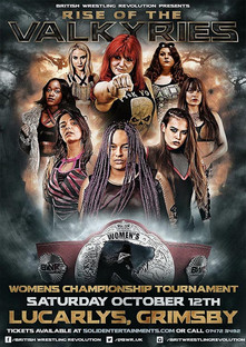 BWR Rise of The Valkyries