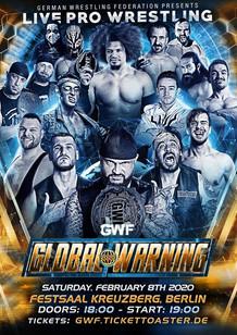 GWF Global Warning 2020
