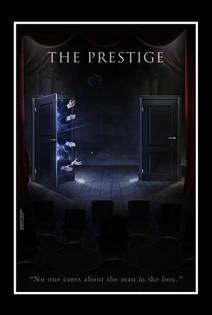 The Prestige Fan Poster