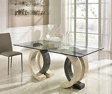 tavoli e ripiani in vetro pglass
