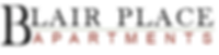 Blair Place Apt Logo.png