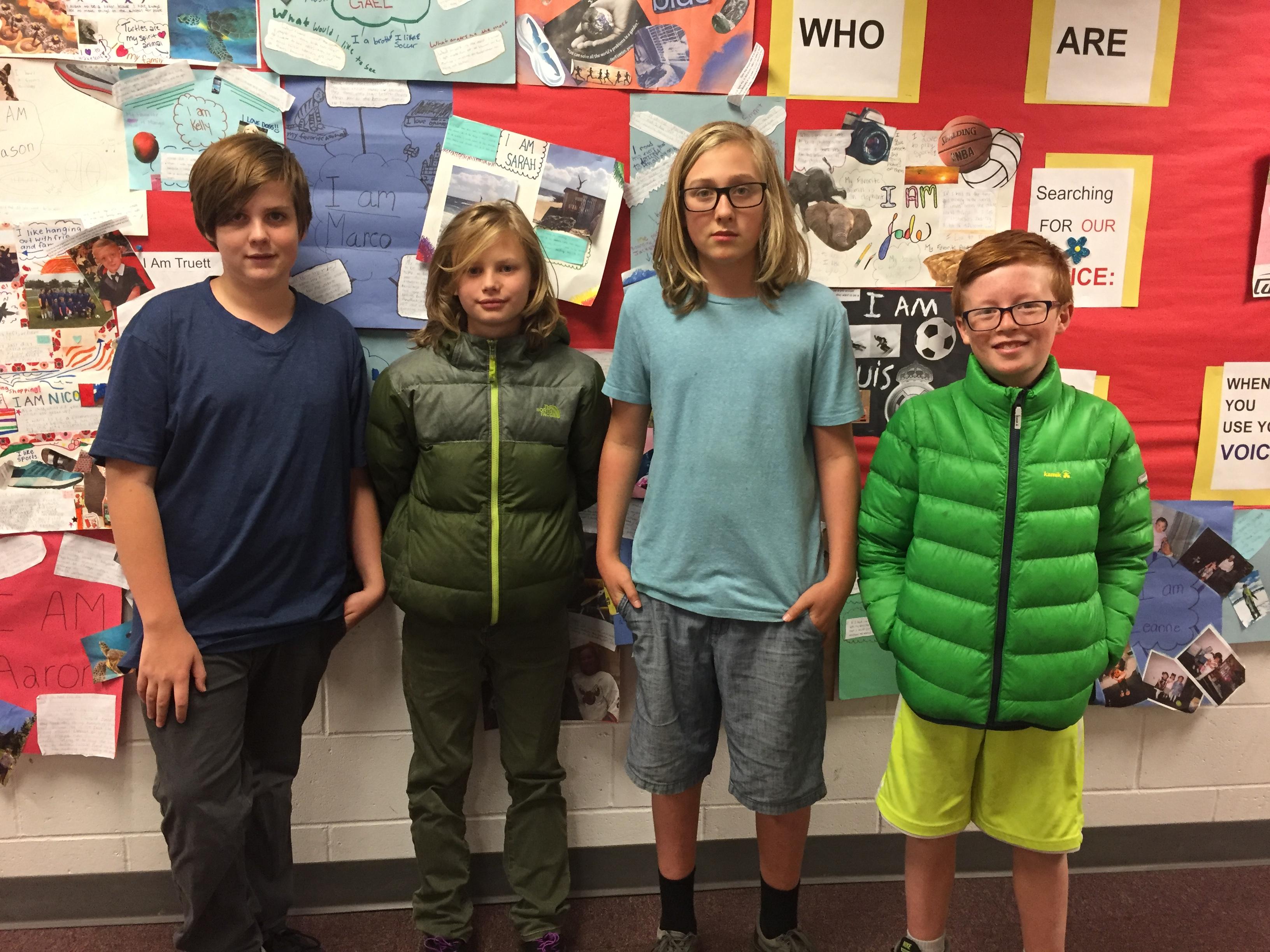 6th Grade #1