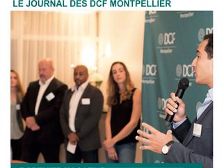 Premier numéro du Journal des DCF Montpellier : MAG' 34
