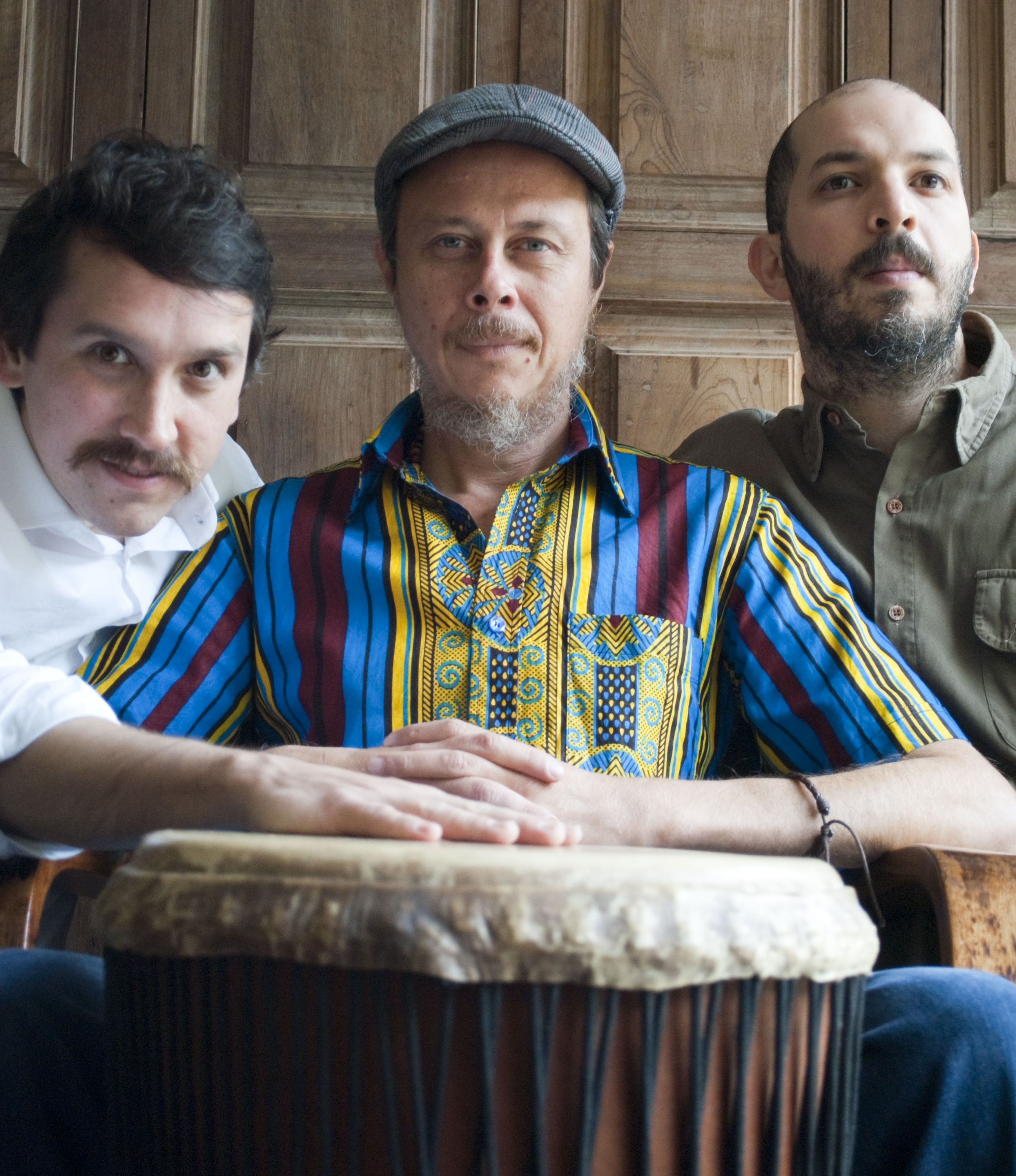 Thiago, Julio, Guilherme
