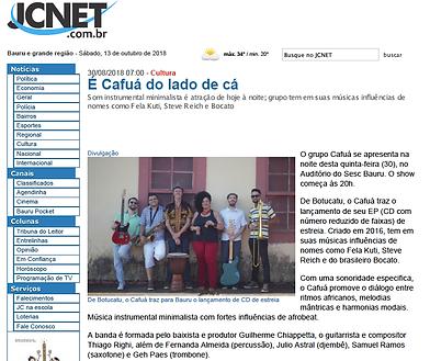 JCNET (Bauru) - 30/08/2018