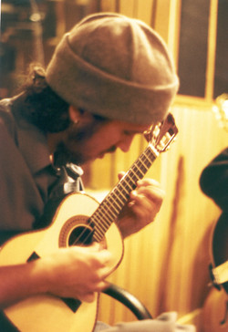 Gravação do CD Amanajé