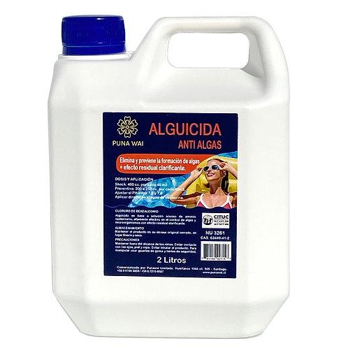 Alguicida - 2 Litros