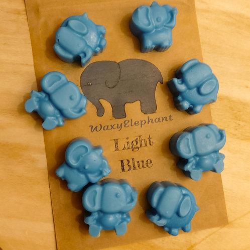 Light Blue Elephant Melts