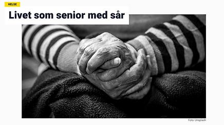 Livet som senior med sår artikkel.PNG