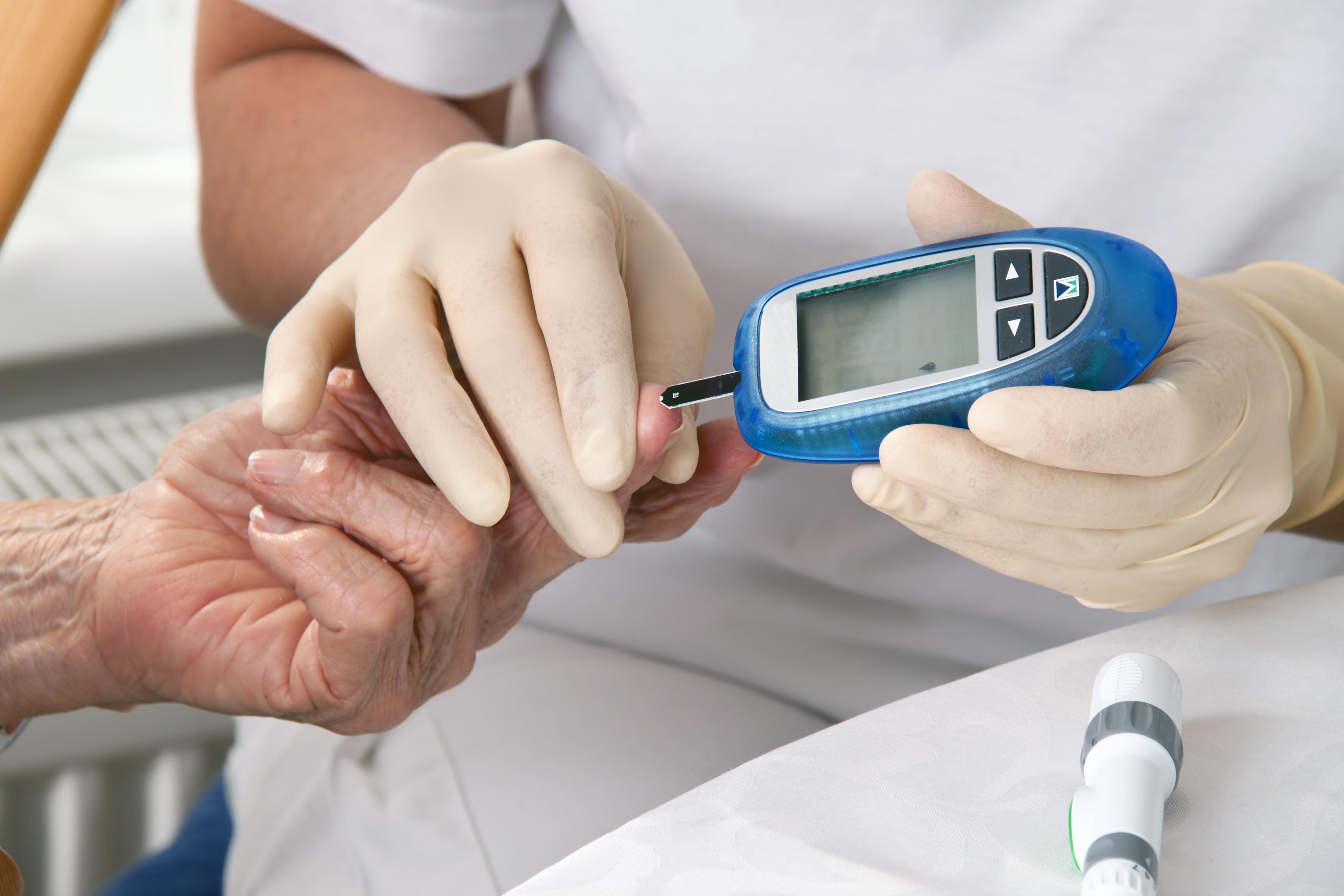 Diabetes treatment consultation