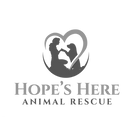 Hope's Here Animal Rescue Client Logo