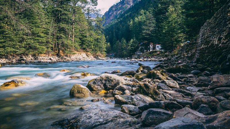 Parvati River Kasol | Things to do in Kasol