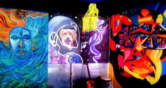 Hippie places in Kasol | Best cafes in Kasol