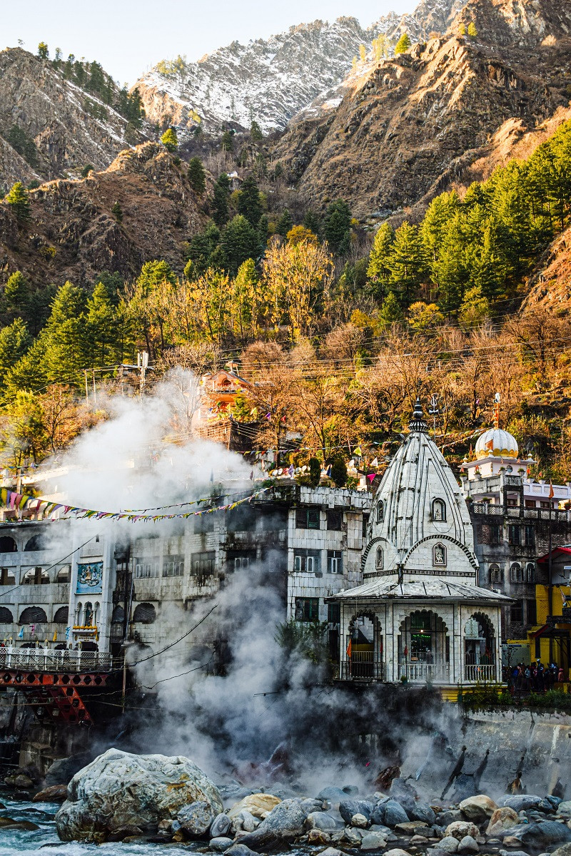 Manikaran Sahib is a famous Shrine sacred to both Hindus and Sikhs and is a point of interest in Kasol