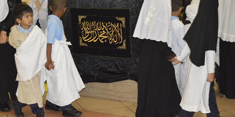 Hajj Reenactment