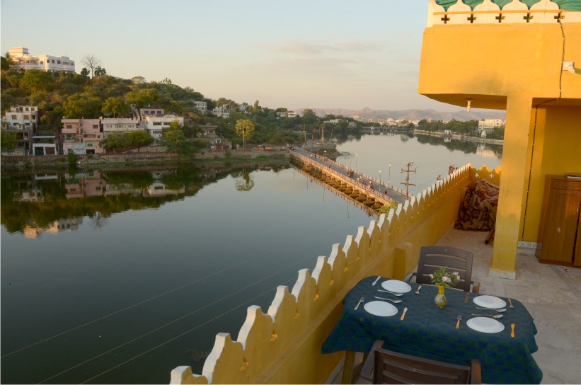 view of Nayi Puliya bridge