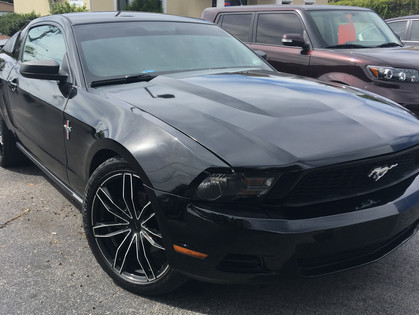 Check it out: 2011 Ford Mustang