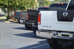 Check out our trucks!