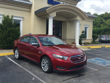 New on The Lot: Ford Taurus