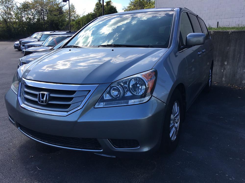 Finance this 2010 Honda Odyssey