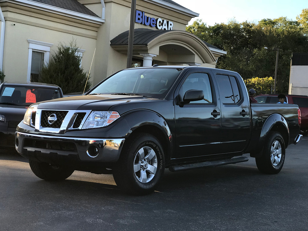 No Credit Checks on This 2013 Nissan Frontier
