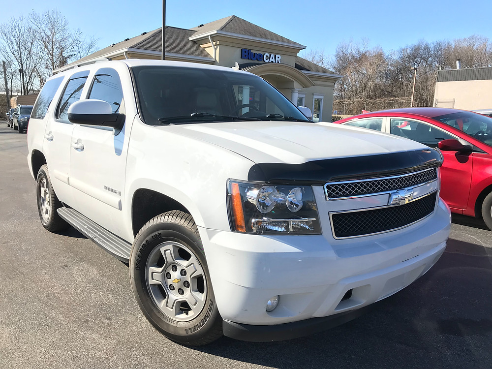 2008 Chevy Tahoe
