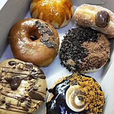 Box of 6 Doughnut Shack