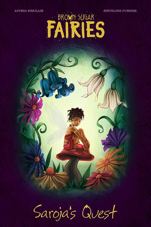Saroja's Quest Hardcover Book