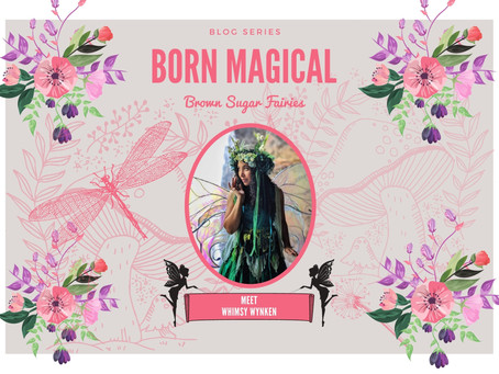Fairy Magic with Whimsy Wynken