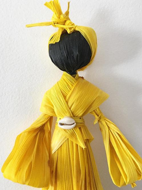 Osun Corn Husk Doll