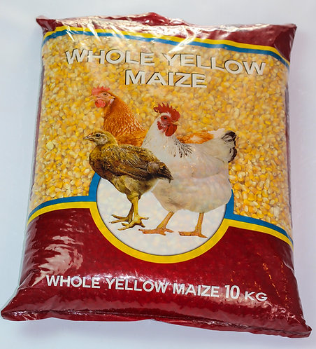 BRENNCO WHOLE YELLOW MAIZE 10kg