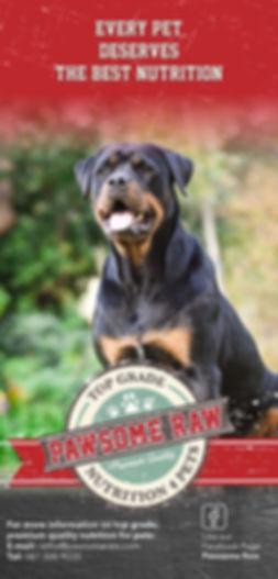pawsome raw - canine zone - holistic hou
