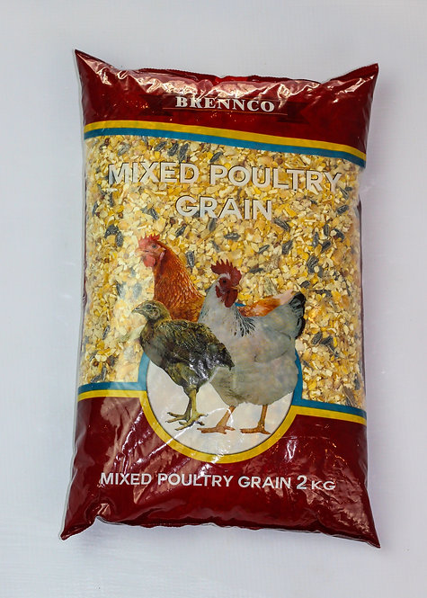 BRENNCO MIXED POULTRY GRAIN