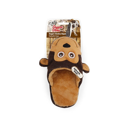 DOGGY'S MONKEY SLIPPER