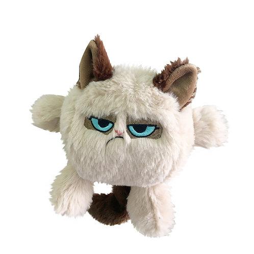 Grumpy Cat Head (Dog Toy)