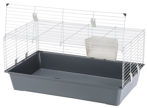 RABBIT CAGE 100 EL GREY