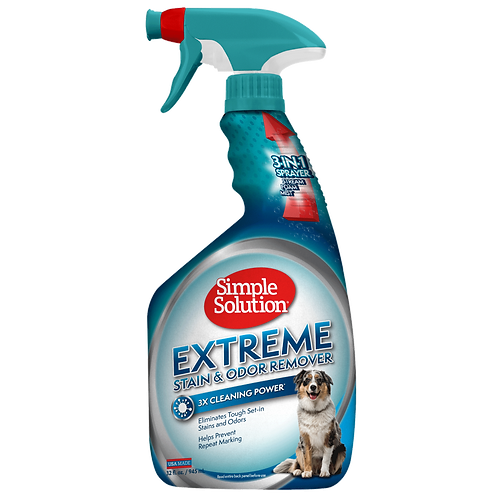 EXTREME STAIN & ODOUR REMOVER 945ML