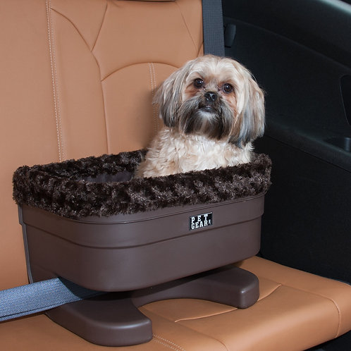 Plush Bucket Seat Booster
