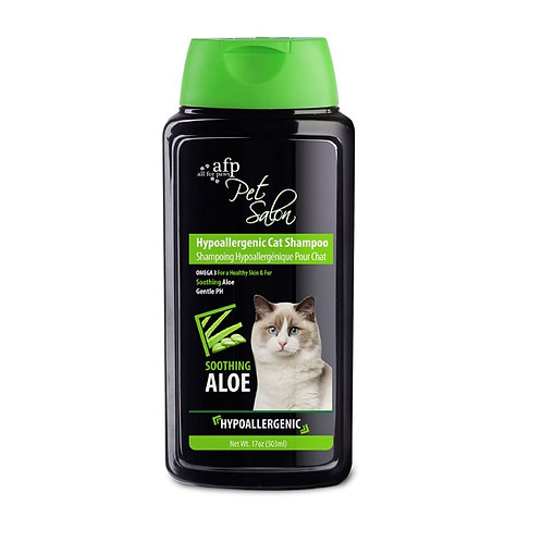 PET SALON HYPOALLERGENIC CAT SHAMPOO