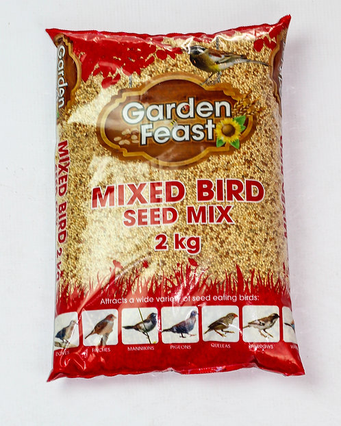 GF MIXED BIRD SEED