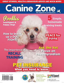 CANINE ZONE Aug 2019  FRONT COVER (1).jp